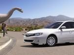 2010 Subaru Impreza 2.5i five-door