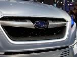2010 Subaru Impreza Concept live photos