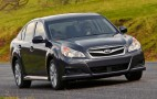 Subaru reveals pricing for 2010 Legacy (Liberty)