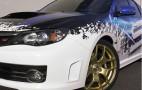 Subaru Teases WRX STI And Legacy SEMA Concepts
