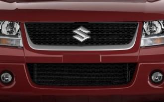 2010 Geneva Motor Show Debut For Redesigned Suzuki Grand Vitara