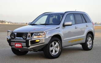 2010 Suzuki Grand Vitara Is All About Improved Value