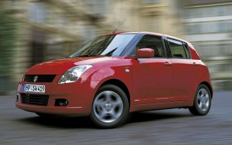 2010 Suzuki Swift? No…But The Feds Say So!