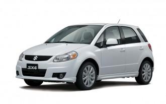 Preview: 2010 Suzuki SX4 SportBack