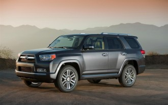 Toyota Reveals Pricing For 2010 4Runner, Land Cruiser And Venza