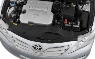Toyota To Repair V-6 Models For Oil-Leak Issue