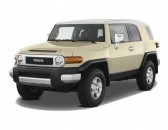 2010 Toyota FJ Cruiser 4WD 4-door Auto (Natl) Angular Front Exterior View