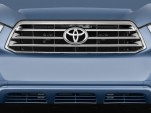 2010 Toyota Highlander 4WD 4-door V6  Limited (Natl) Grille