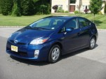 2010 Toyota Prius side