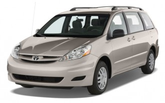 Toyota recalls 870,000 Sienna Minivans In The U.S. And Canada