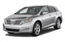 2010 Toyota Venza 4-door Wagon V6 AWD (Natl) Angular Front Exterior View