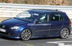 Spy shots: 2010 Volkswagen Golf R20