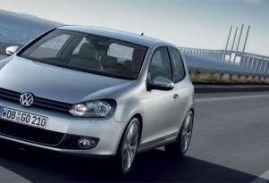 Volkswagen develops 30% lighter Golf