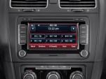 2010 Volkswagen GTI 4-door HB DSG PZEV Audio System