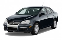 2010 Volkswagen Jetta Sedan 4-door Auto S *Ltd Avail* Angular Front Exterior View