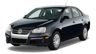 2010 Volkswagen Jetta Sedan 4-door Auto S *Ltd Avail* Angular Front Exterior View