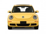 2010 Volkswagen New Beetle Coupe 2-door Man Front Exterior View