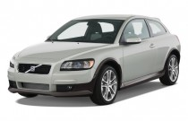 2010 Volvo C30 2-door Coupe Man R-Design Angular Front Exterior View
