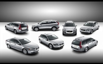 Volvo DRIVe Lineup Adds XC60, XC70, and S80 for Geneva