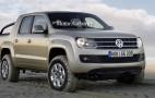 Early look at VW's upcoming 'Robust' pickup