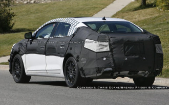 2010 Buick LaCrosse Spied!