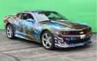 """2011 Denver Auto Show Features 2011 """"American Pride"""" Camaro"""
