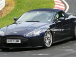 2011 Aston Martin V12 Vantage Roadster spy shots