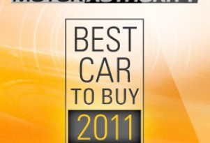 MotorAuthority's Best Car To Buy 2011