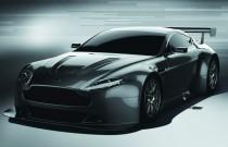 2011 Aston Martin Vantage GT3 race car