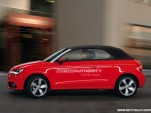 2011 Audi A1 Cabrio preview rendering