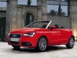 2011 Audi A1 Cabrio preview rendering