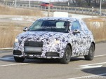 2011 Audi A1 spy shots