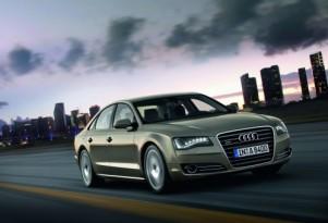 Audi Confirms Clean Diesel Option For 2013 A8 Luxury Sedan