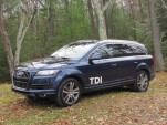 2011 Audi Q7 TDI test drive, Catskill Mountains, Nov 2011