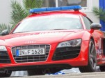2011 Audi R8 Safety Car