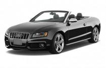 2011 Audi S5 2-door Cabriolet  Premium Plus Angular Front Exterior View