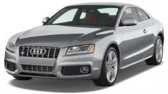 2011 Audi S5 2-door Coupe Auto Premium Plus Angular Front Exterior View
