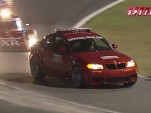 2011 BMW 1-Series M Coupe pace car at Rolex Daytona 24
