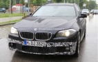 Spy Shots: 2011 BMW 5-Series M Sport Package