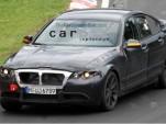 2011 BMW 5-Series Spy Shots