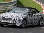 2011 BMW 6-series Cabrio spy shots