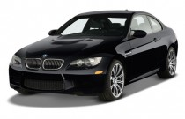 2011 BMW M3 2-door Coupe Angular Front Exterior View