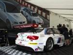 BMW Team RLL preps for the 2011 Mosport Grand Prix