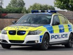 2011 BMW UK Police vehicles
