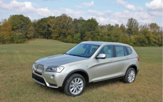 Watch The Birth Of Your 2011 BMW X3