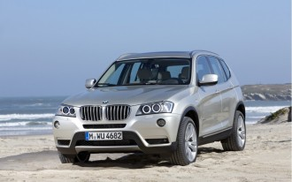 BMW X3: What's Up With The Cupholders?
