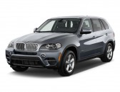 2011 BMW X5 AWD 4-door 50i Angular Front Exterior View