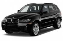 2011 BMW X5 M AWD 4-door Angular Front Exterior View