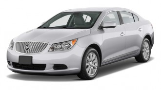 2011 Buick LaCrosse 4-door Sedan CX Angular Front Exterior View