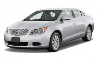 Poetry in Motion: 2011 Buick LaCrosse